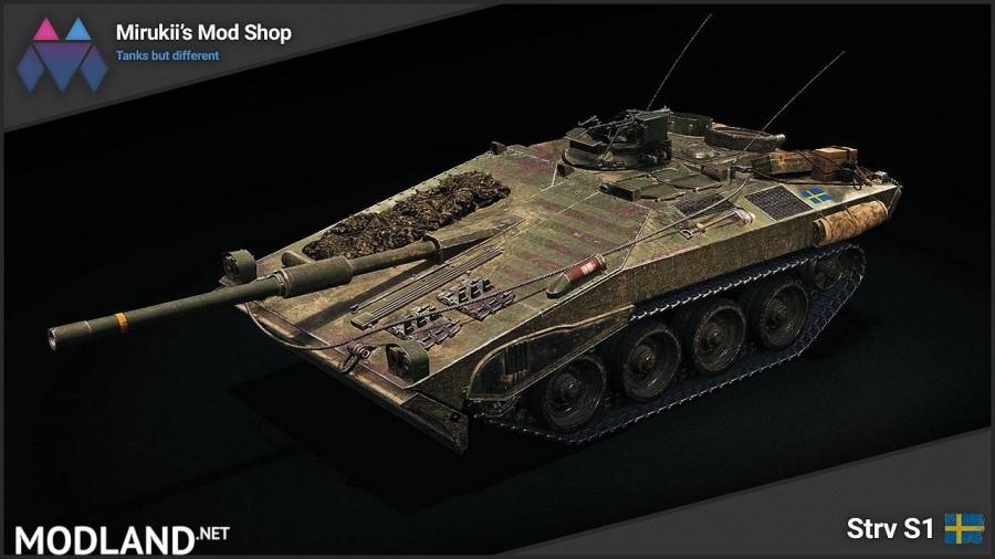 Mirukii's Strv S1 Remodel [1.5.1.0]